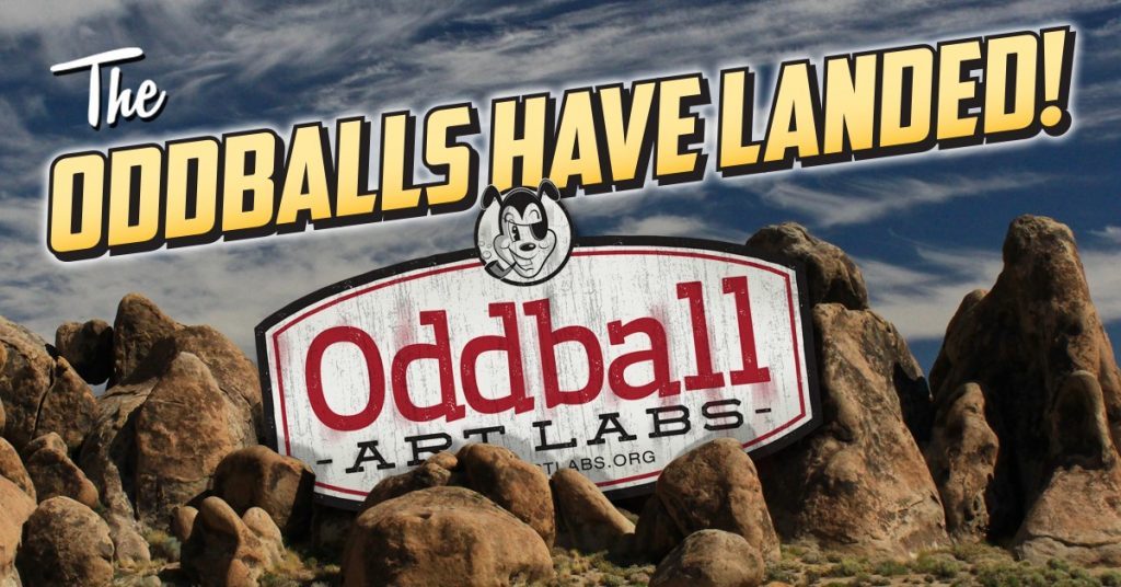 Oddball Art Labs Invades the Prairie Center for the Arts