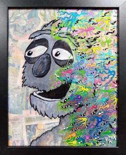 Gusty Muppet