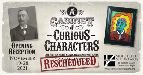 Cabinet Card Show 2021