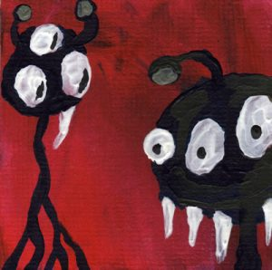3 Eyed Monsters