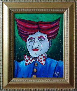 Bozetta, the Comedic Courtesan