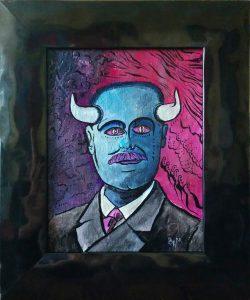 Demetrius Demon, Cannibal Lobbyist