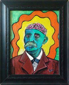 Nelson Notocord, Zombie Psychic
