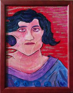 Sheila Sorrow's Fight Against Her Sadness (2)