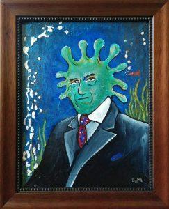 Sid Shores, CEO of the Sea!