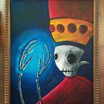 The Skeleton Waits