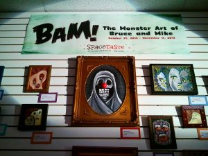 BAM! at SpaceTaste