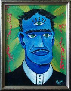 Walter Weird, Master of the Ocular Arts