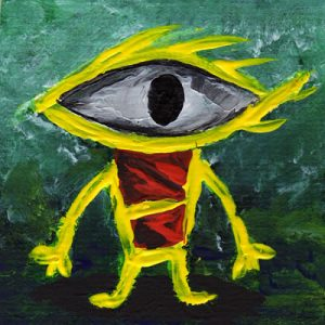 Eyeball Kid