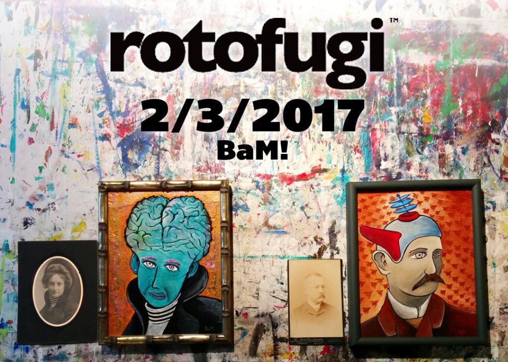 Rotofugi Announcement