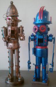 Rusty Boltz and Blue Nutz