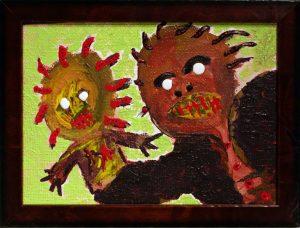 Zombie Puppetteer